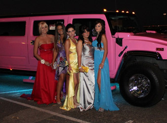 school ball limousines